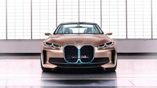 宝马i4概念车亮相能不能撬动Model3的地位?