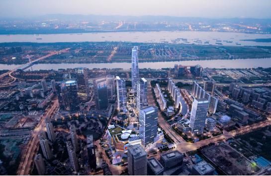 苏宁睿城启动建设230万方标杆科技城 激发市场投资信心