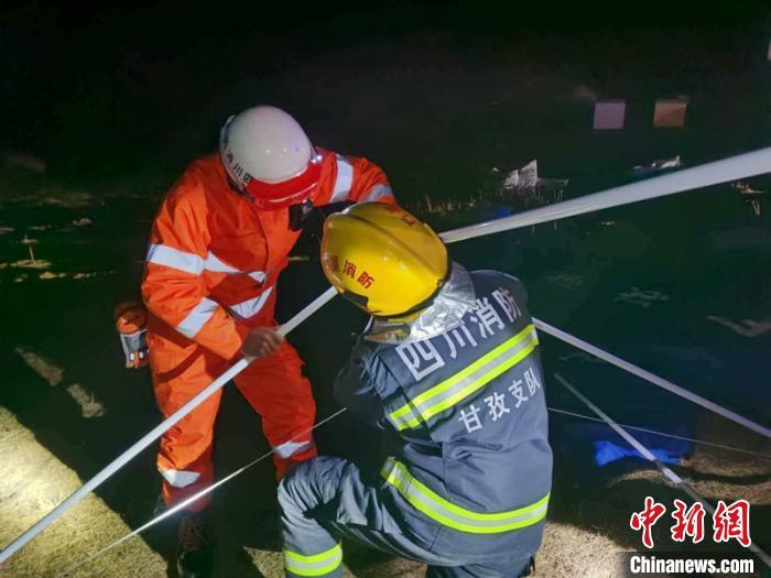 四川石渠5.6级地震:790户房屋不同程度受损