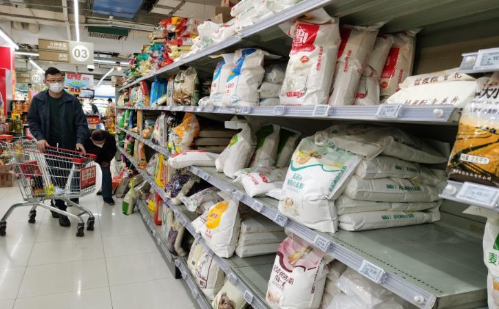 """""""保粮食安全"""":不在粮库在产能"""