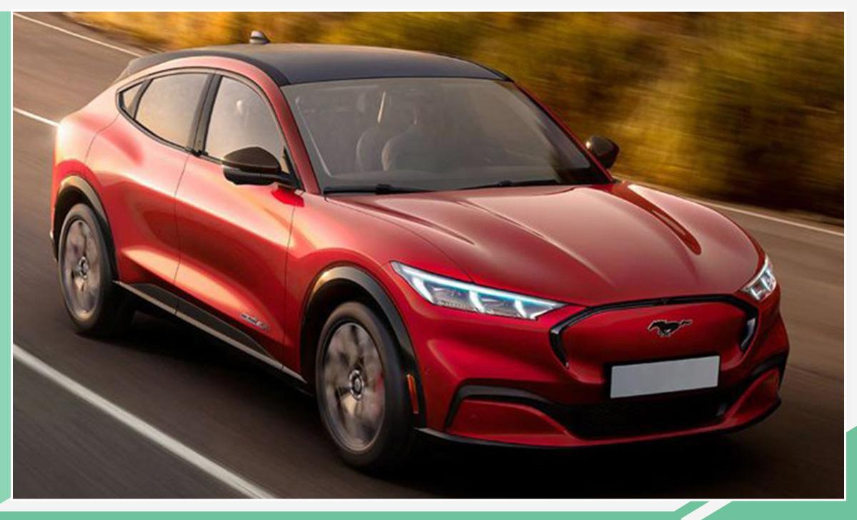 全新Mustang 2022年上市 新車有望搭載四驅及V8混合動力系統