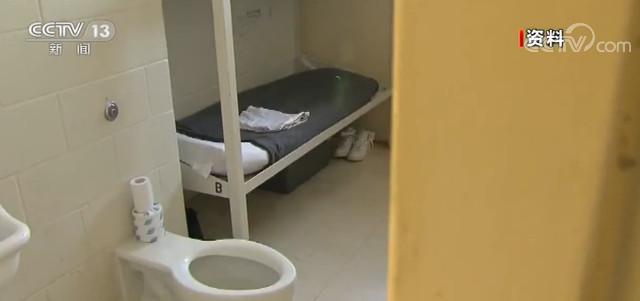 美国加州一监狱近七成服刑人员感染新冠病毒