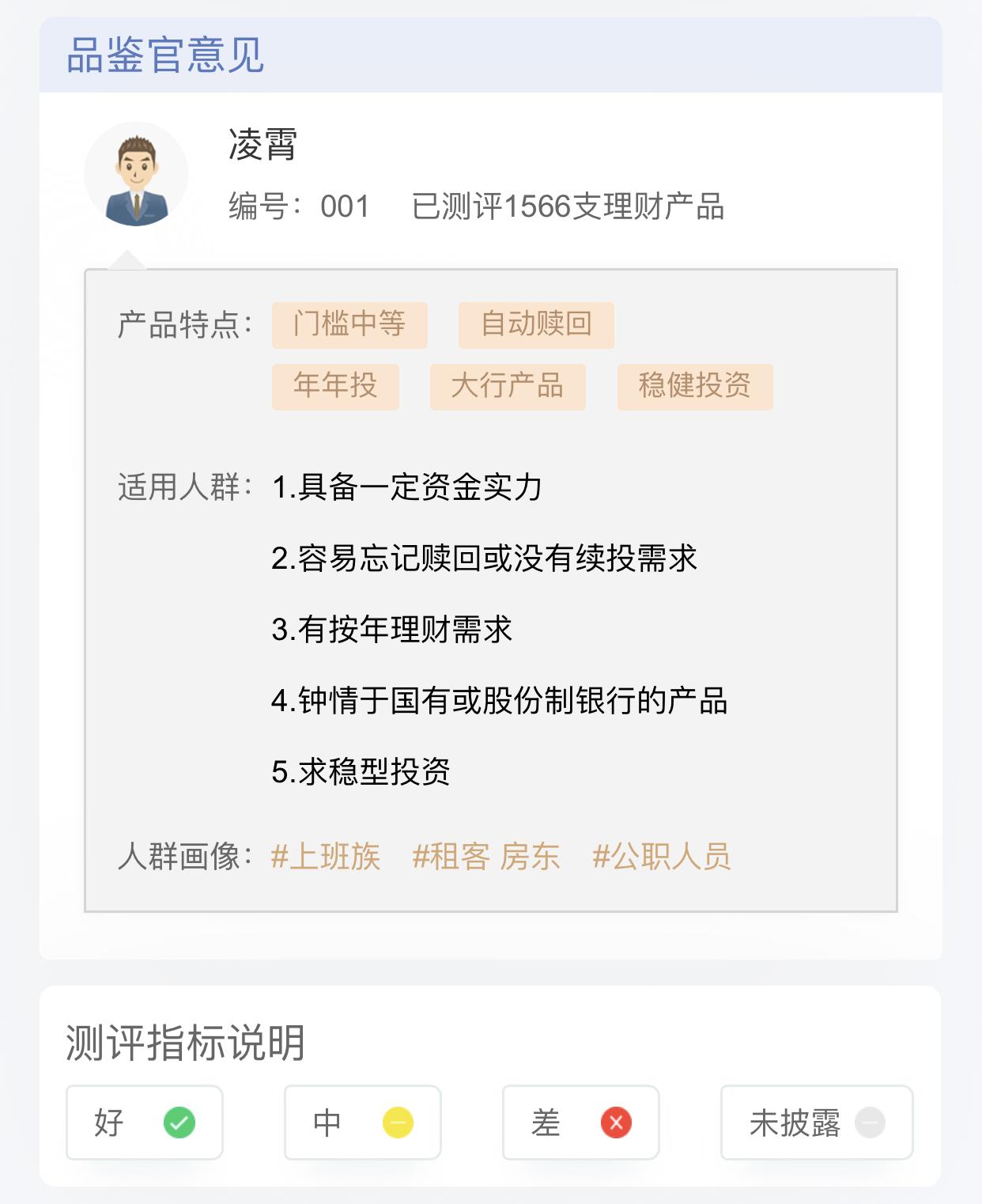 理财产品测评:中国工商银行・个人高净值客户专属350天稳利人民币理财产品CFWL350