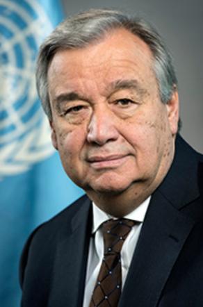 联合国秘书长古特雷斯:新冠肺炎警醒人类必须团结
