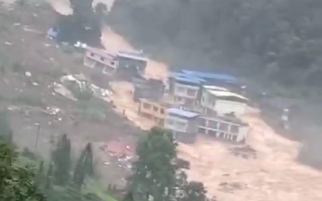 贵州铜仁发生山体滑坡,初步判定7人失联6人被困