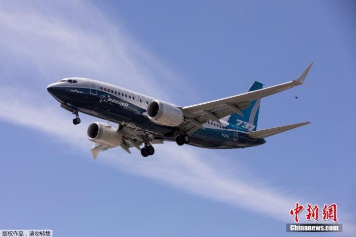 波音6月只卖出一架货机 737MAX订单频遭取消