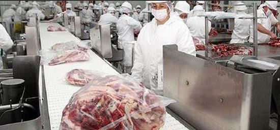 阿根廷暂停六家肉类工厂对中国出口 因员工感染新冠