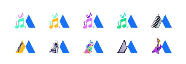 腾讯音乐联合27个品牌推出跨界海报,碰撞别样的跨界音乐力量