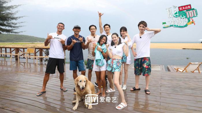 《夏日冲浪店》迎来首批客人乔欣服务态度获好评-新闻频道-和讯网