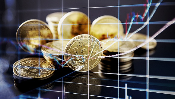 比特币再次突破1万美元关口 加密货币总市值重回3000亿美元