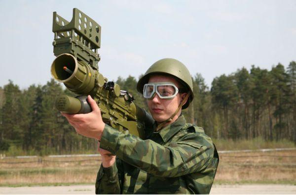 """可防无人机渗透 """"柳树""""防空导弹为俄军撑起""""保护伞"""""""