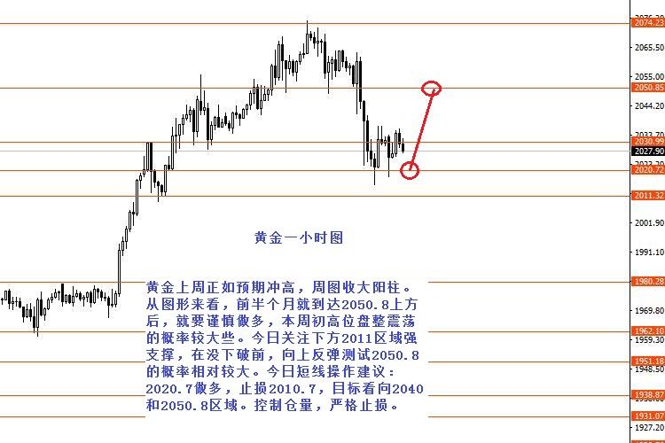 张果彤:欧元/美元高位震荡