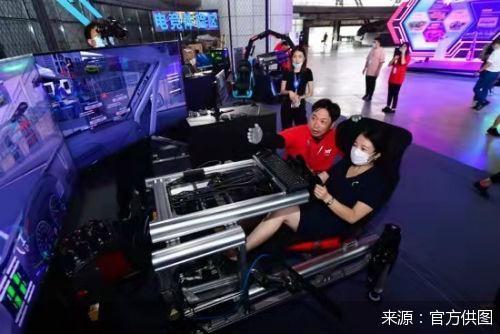 VR电子竞技国际大赛正式启动