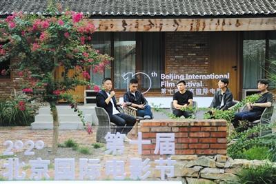 北影节北京市场签约额达330.89亿元