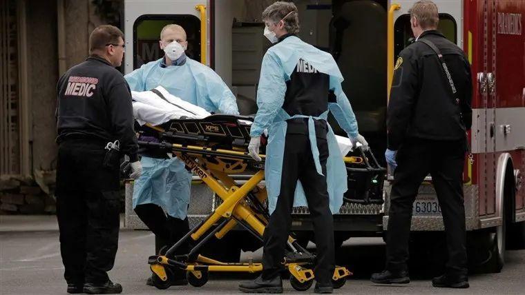 """美国首现新冠""""二次感染""""病例,病情比上次更严重,感染间隔仅一个月"""