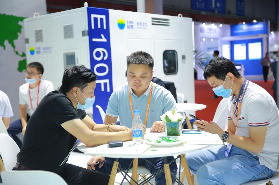 新奥动力最新产品E160F首发亮相工博会: ――空气轴承+高速电机 双效齐驱节能增效