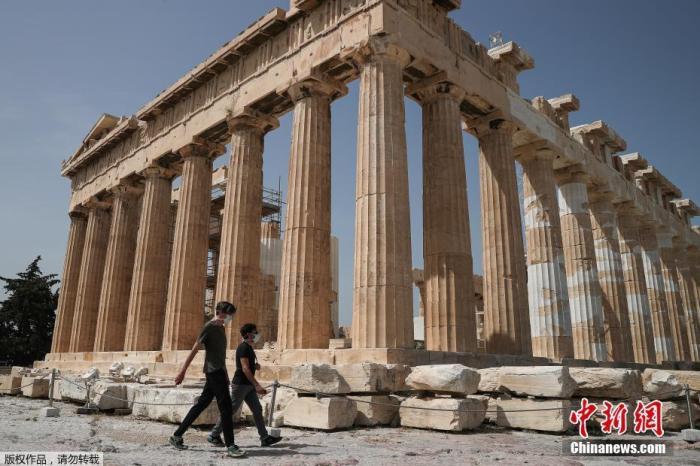 希腊新冠确诊近2万 雅典养老院医院等暴发聚集感染