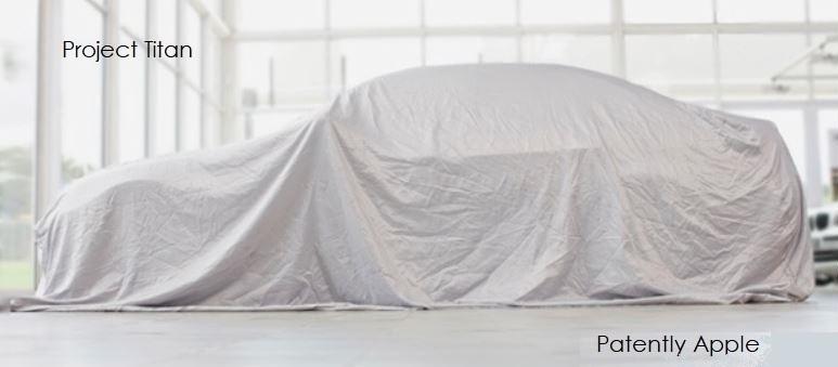 苹果最新汽车专利公布:汽车自动化转向