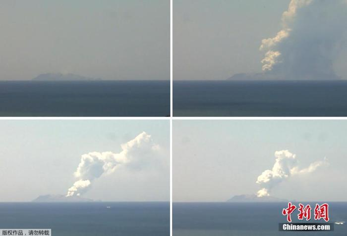 新西兰怀特岛火山爆发临近一周年 遇难人数增至22人