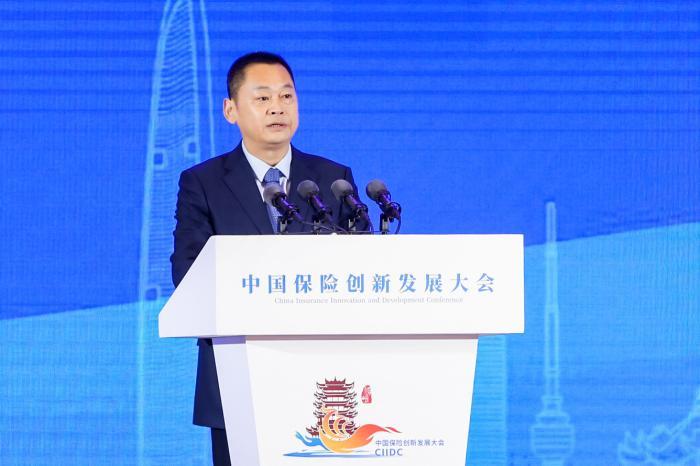 """中国保险协会魏星分会:初步预计""""十三五""""期间 保费年均增长率将在13%左右 风险保障将提高4倍左右"""