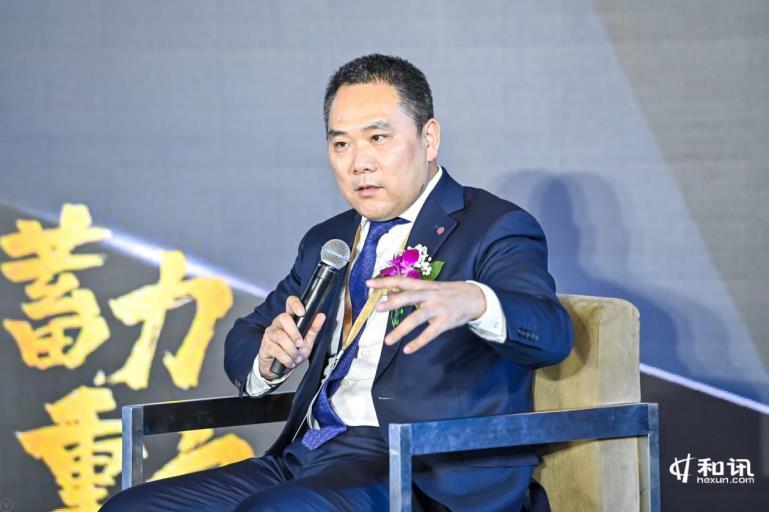 郭芙人寿保险总裁褚亮:郭芙将扎根广西 把区域市场打造成大本营