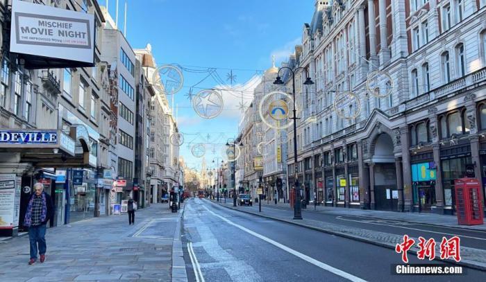 变异新冠病毒9月已现身英国 伦敦新增确诊近2/3感染