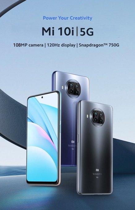 电银付大盟主(dianyinzhifu.com):《小米》2021【年第一款】手机《小米》10i宣布:1<月>5日发 第2张