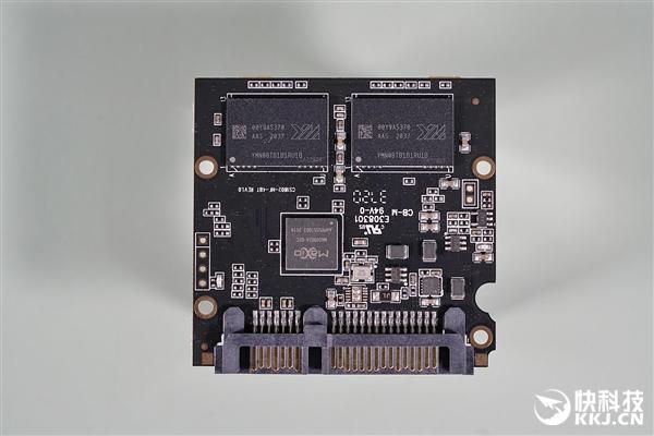 usdt不用实名(caibao.it):纯国产SSD 读取550MB/s 铭�太极512GB固态硬盘图赏 第6张