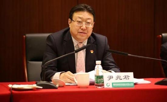 重!中国人寿保险副总裁尹兆军将担任中国太平人寿总经理