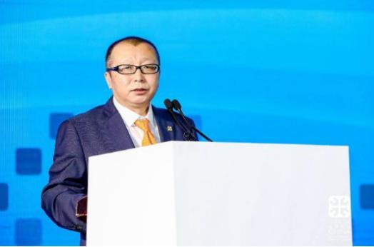 usdt无需实名(caibao.it):中国写字楼产业园生长论坛第17届年会构建新商办重塑新未来 第3张