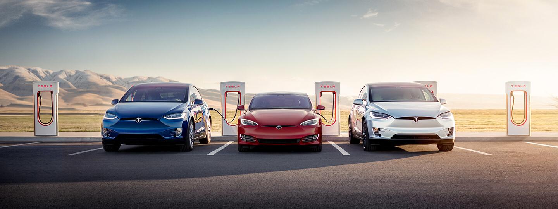 usdt无需实名交易(caibao.it):特斯拉加速扩产超级充电桩 同时向其他电动车开放 第1张