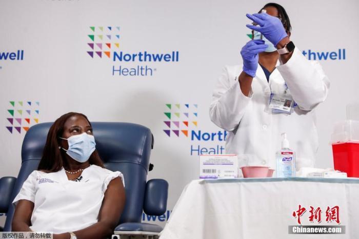 福奇:美国很快能实现每天接种100万剂疫苗