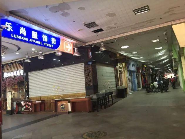 明发集团复牌暴跌60%!重点商业项目靠夜宵一条街、超市撑着