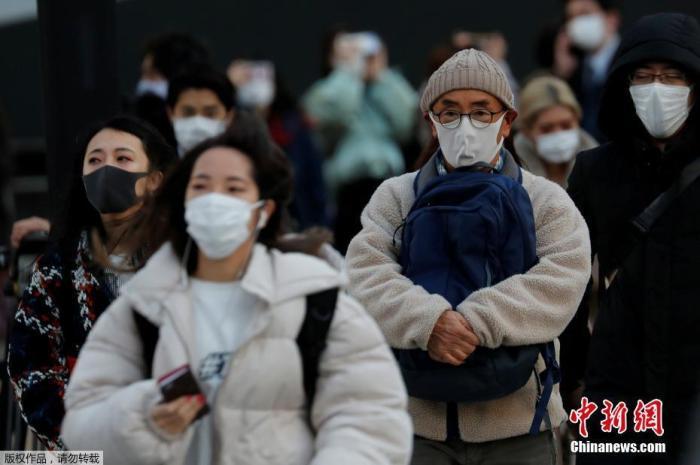 日本首现变异病毒聚集性感染 同一工作场所7人确诊
