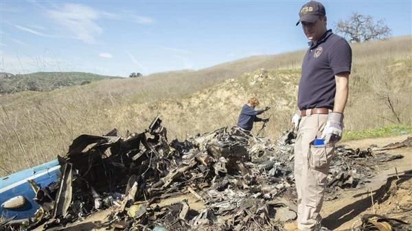 科比空难报告出炉:飞行员做出了错误决定