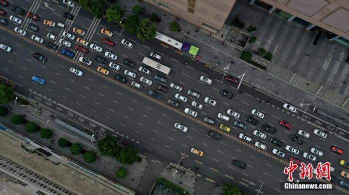 生态环境部:机动车等移动源成大中城市PM2.5污染主要来源