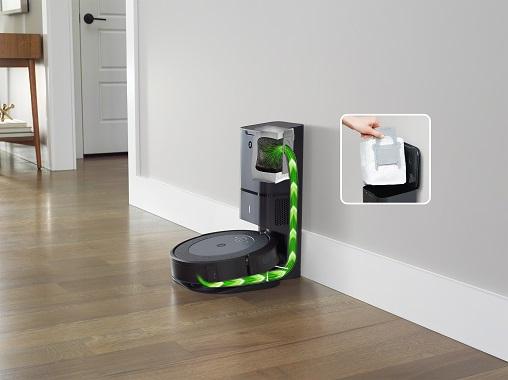 iRobot发布Roomba i系列扫地机器人新品-科技频道-和讯网