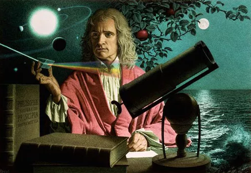 易烊千玺费加罗封面红蓝紫烟火引热议!音乐史上还有人把三棱镜光谱当封面呢