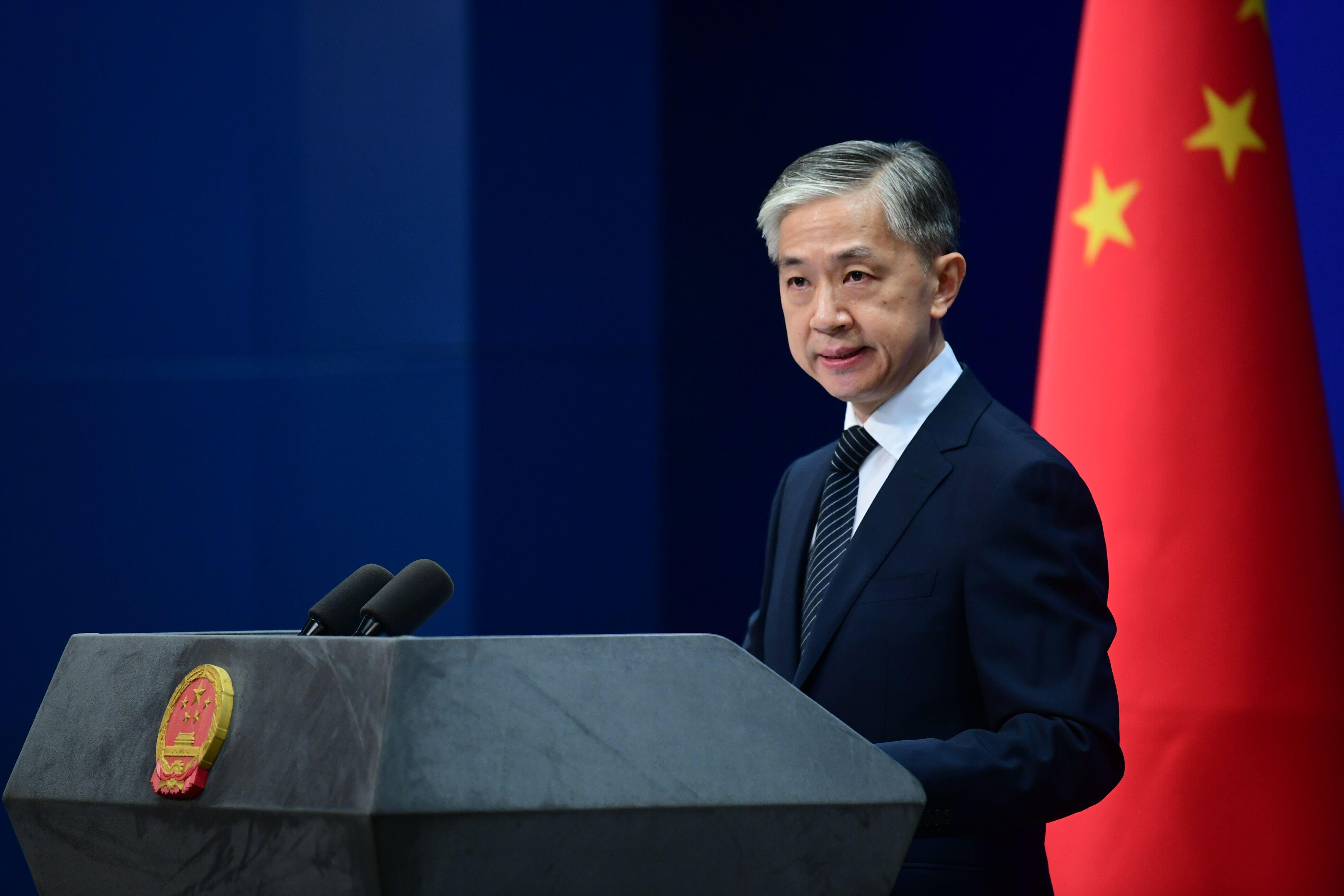 外交部:中方愿继续同包括美方在内的世界各国共同努力,争取早日战胜疫情