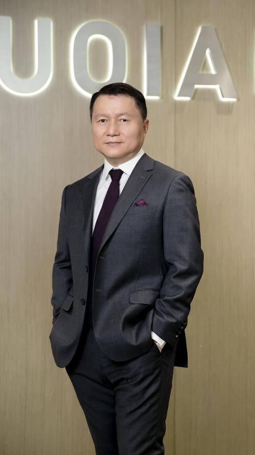 红杉集团董事长_红杉董事长警告硅谷将出现泡沫想创业就到中国