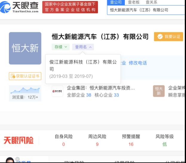 199人民币等于多少日元新华社点名之后,恒大汽车的故事还讲得下去吗?