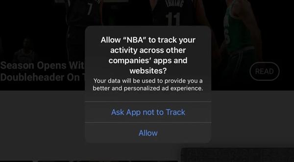 iOS 14.5强制要求App提示用户许可权限:违者苹果直接下架