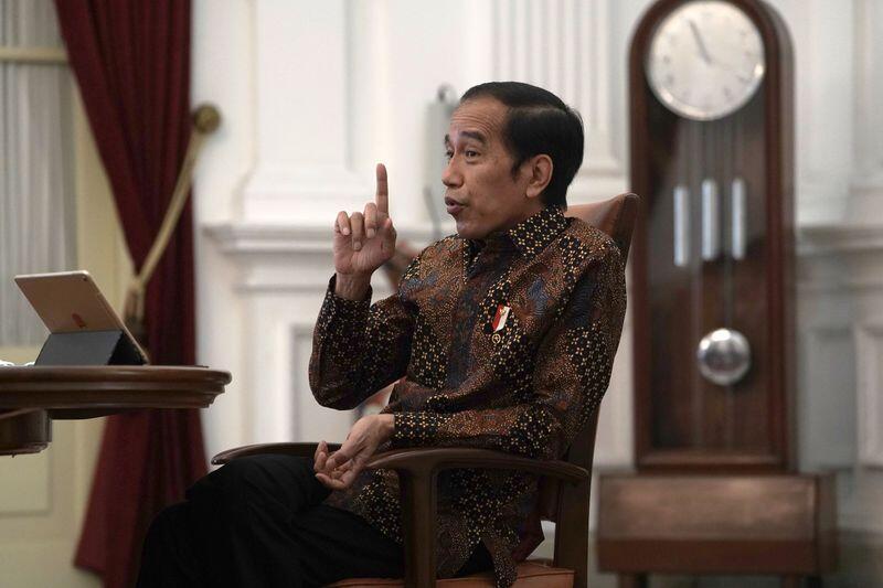 """印尼总统抨击富国""""疫苗民族主义"""":一国囤积疫苗没用,新冠病毒依旧存在"""