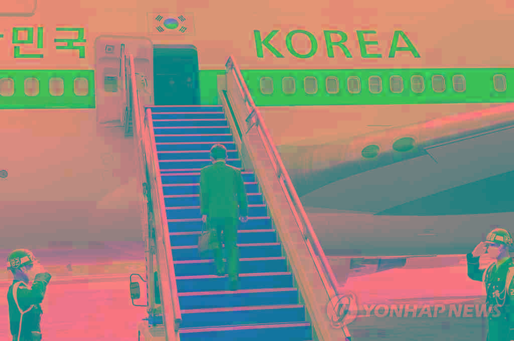 时隔44年,韩国总理访问伊朗