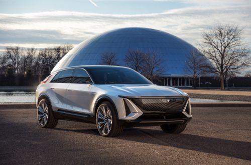 上汽通用汽车44款展车将亮相2021上海车展 抢先看