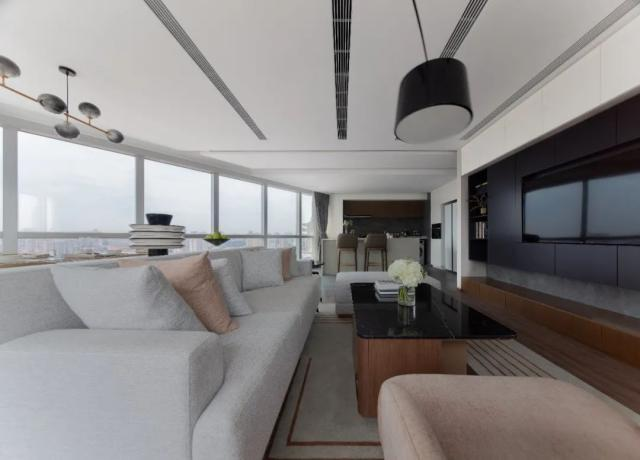 中融信托长河国际公寓获奖 上海浦西将再增一店