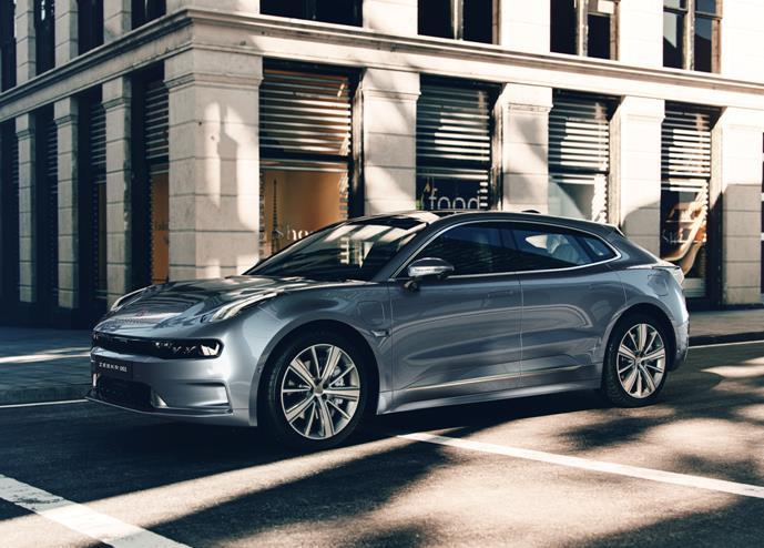 极氪首款车型极氪001开启预定 价格28.1万元――36万元