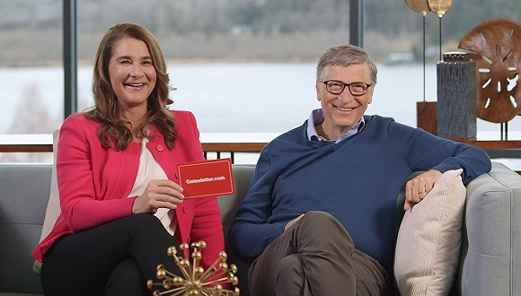 比尔盖茨离婚 妻子梅琳达曾称其一天工作16小时很难陪伴家人