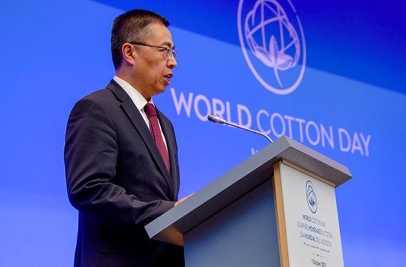 商务部副部长张向晨,被任命为世贸组织副总干事