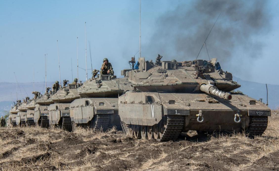 """以色列总理:在加沙地带的行动""""需要多久就持续多久"""""""